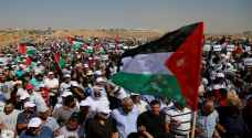 """""""حقوق الإنسان"""" يدين استخدام الاحتلال المتعمد """"للقوة المميتة غير المشروعة"""" ضد المتظاهرين بغزة"""