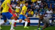 البرازيل تكتفي بالتعادل أمام بنما