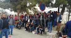 المتعطلون عن العمل في الطفيلة يواصلون احتجاجاتهم المستمرة