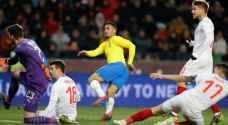 البرازيل تحول هزيمتها بهدف لفوز بثلاثية على التشيك