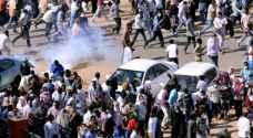 الشرطة تطلق الغاز المسيّل للدموع على متظاهرين في مدن سودانية