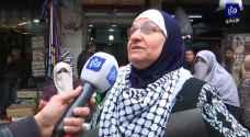 كلمات تقشعر لها الأبدان.. حاجة أردنية توجه رسالة لجلالة الملك - فيديو