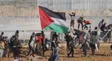 استشهاد فلسطيني بنيران الاحتلال شرق غزة