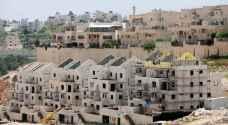 """بناء 1400 وحدة"""" استيطانية"""" في القدس والضفة هذا الاسبوع"""