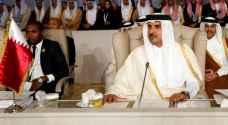 أول تعليق رسمي على مغادرة أمير قطر المفاجئة لقمة تونس