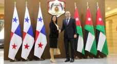 الصفدي ووزيرة خارجية بنما يبحثان سبل تطوير العلاقات الثنائية بين البلدين