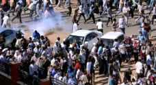 الشرطة السودانية تطلق الغاز المسيل للدموع لتفريق متظاهرين في الخرطوم