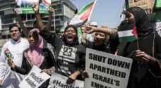 جنوب أفريقيا تخفض تمثيلها الدبلوماسي في كيان الاحتلال