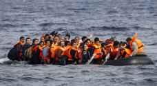 غرق مركب يحمل 30 مهاجراً فلسطينياً من غزة