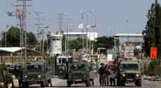 الاحتلال يواصل إغلاق مدخل بلدة عزون شرق قلقيلية