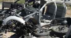 القبض على 3 أشخاص سرقوا مركبات وفككوا أجزائها في الموقر - صور