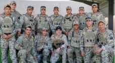 ولي العهد: تمنياتي بالتوفيق لرفاق السلاح نشامى أردننا