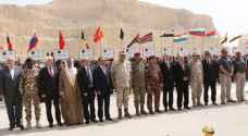 افتتاح مسابقة المحارب الدولية السنوية الحادية عشر 2019