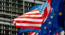 الاتحاد الاوروبي يوافق على التفاوض على اتفاق تجاري مع الولايات المتحدة