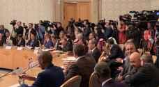 الأردن يشارك في منتدى اقتصادي في موسكو- صور