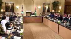 الملك: الأردن يدرس اتفاقية الغاز مع الإحتلال.. وهنالك بدائل لها