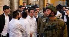 مستوطنون يرشون مواطنا فلسطينيا بغاز الفلفل في الخليل