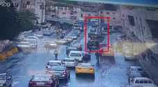 تحذير هام للمواطنين والسائقين في عمان - صور