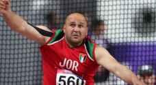 المومني يحرز ميدالية برونزية تاريخية في بطولة آسيا لألعاب القوى