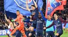 رسمياً .. باريس سان جيرمان يتوج بطلاً للدوري الفرنسي