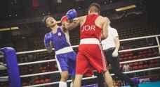 3 انتصارات جديدة للملاكمة الأردنية في بطولة آسيا