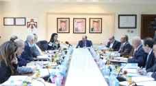 مجلس البناء الوطني الاردني يقر التعليمات الخاصة بنظام العمالة الاردنية من ابناء المحافظات في الممكلة