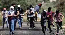 اصابات باعتداء الاحتلال على مسيرات العودة في غزة