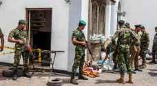 """15 قتيلاً على الأقل لدى مداهمة """"مخبأ"""" في سريلانكا"""