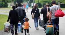 المانيا تعلق معالجة طلبات لجوء بعض السوريين