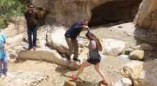 الاعلام العبري يتغنى بمساعدة رئيس بلدية الكرك سياح من الاحتلال (صور)