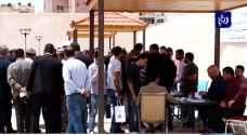 600 فرصة عمل في الحرف المهنية وفرها اليوم الوظيفي في إربد.. تقرير مصور