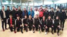 مشاركة اردنية في كأس العالم للشباب والناشئين بالكراتيه