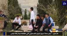 نجاح حملة أسبوع اليتيم الفلسطيني في نابلس- فيديو