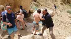 عضو في بلدية الكرك يقدم استقالته احتجاجا على تكريم رئيس البلدية لعدد من السياح الصهاينة