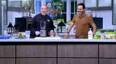 وصفات الشيف نضال في ثاني حلقات مطبخ رؤيا في رمضان - فيديو
