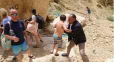"""بيان من """"الأطباء البيطريين"""" حول استقبال رئيس بلدية الكرك لسياح صهاينة"""