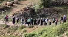 مستوطنون متطرفون يقتحمون برك سليمان الأثرية جنوب بيت لحم