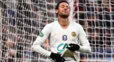 رسمياً .. إيقاف نيمار 3 مباريات في الدوري الفرنسي