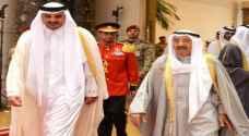 أمير قطر يتوجه إلى الكويت في ثاني زيارة هذا العام