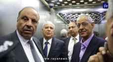 شاهد ماذا قال وزير الداخلية سلامة حماد لمصور رؤيا في المصعد