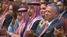 الملك يرعى الاحتفال الرسمي بعيد استقلال الأردن الـ73 .. فيديو