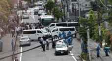 مقتل طفلة وسقوط 17 جريحاً بسكين رجل طعنهم ثم انتحر في اليابان