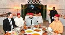 عاهل المغرب يبحث مع كوشنر تعزيز شراكة الرباط وواشنطن