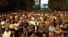 أكثر من 100 ألف صلوا التراويح بالأقصى وسط استنفار الأوقاف للجمعة وليلة القدر