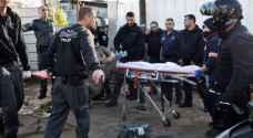 شهيد فلسطيني وإصابة مستوطنين بعمليتي طعن في القدس