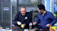 وصفات شهية يقدمها الشيف نضال في اليوم 27 رمضان - فيديو