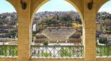 أمانة عمان تقيم إحتفالا كبيرا في المدرج الروماني إحتفاء بأعياد الوطن
