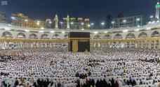 السعودية: دخول 7 ملايين زائر للحرمين الشريفين في رمضان