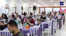 موائد الإفطار تجمع الشتات الفلسطيني في تركيا - فيديو