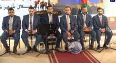 وقائع تحري هلال شهر شوال من مسجد الملك الحسين - فيديو